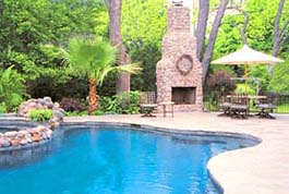 A Backyard Pool Can Create The Perfect Outdoor Environment. The Choice Is  Yours . . . Patio Furniture And Lounges Serve As Quiet Places To Relax Or  Add An ...